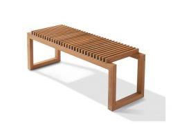 Cutter Bench | Teak
