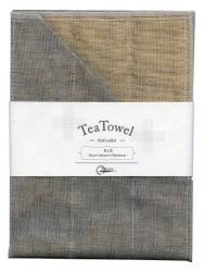 Tea Towel R.I.B. Set of 2 | Camel #12