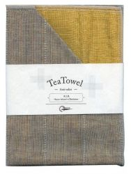Tea Towel R.I.B. Set of 2 | Yellow #19