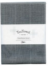 Tea Towel Natural Set of 2 | Binchotan
