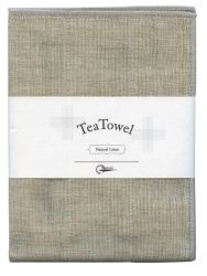 Tea Towel Natural Set of 2 | Linen