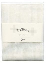 Tea Towel Natural Set of 2 | Rayon