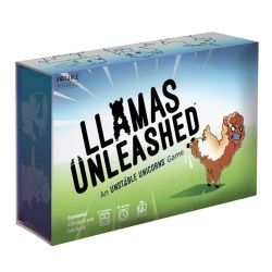 Kaartspel | Llamas Unleashed