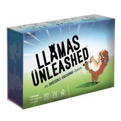 Card Game | Llamas Unleashed
