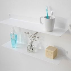 Bathroom shelves TEEline 6015 - Set of 2