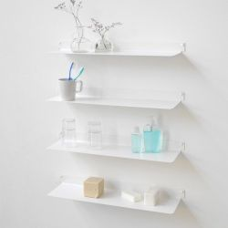 Bathroom shelves TEEline 6015 | Set of 4
