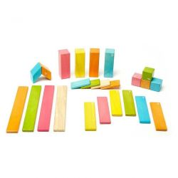 Wooden Blocks Set | Tegu Tints