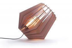 Floor Lamp Spot-nik Lamp | Aged Pink
