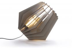 Lampadaire Lampe Spot-nik | Gris