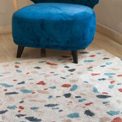Washable Rug | Terrazzo Marble