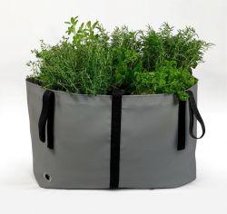 Pflanztasche 'Bag' | Grau