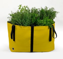Plant Bag 'Bag' | Yellow