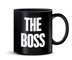 Tasse | The Boss