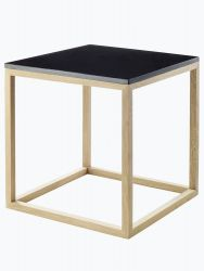 Oak Cube Table | Medium