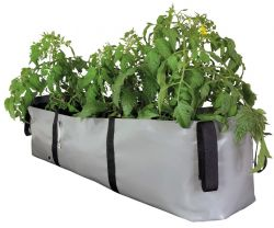 Plant Bag 'BLOCK' L 75 cm | Grey