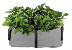 Plant Bag 'BLOCK' M 50 cm | Grey