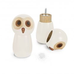 The Snowy Owl | Salt Grinder