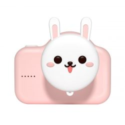 Digital Camera for Kids 20 MP | Pink Rabbit