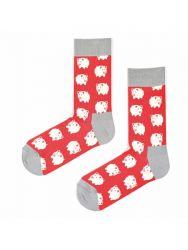 Unisex Socks | Piggy
