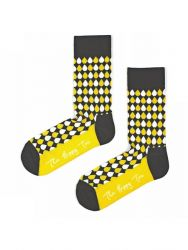Unisex Socks | Yellow Drops