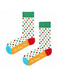 Unisex Socks | Rainbow Dots
