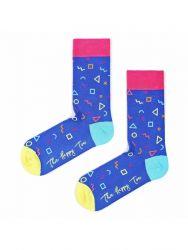Unisex Socks | Geometrical Affair Intense