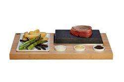 Brutzel-Steak-Set