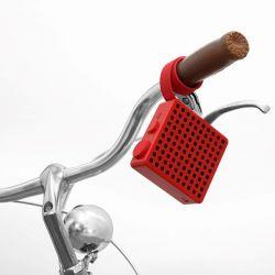 Drahtloser Lautsprecher Der Affe | Rot