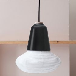 Pendant Lamp The New Old Light M | Black