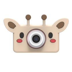 Digital Camera for Kids 24 MP | Giraffe