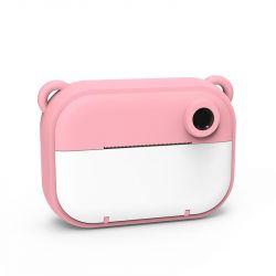 Sofortbild-Kamera für Kinder 12 MP | Pink Bear