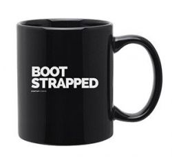 Boot Strapped | Tasse