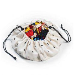 Mini-Spielzeug-Aufbewahrungstasche | Thunderbolt