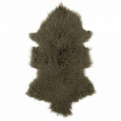 Tibetisches Schafsfell | Grau
