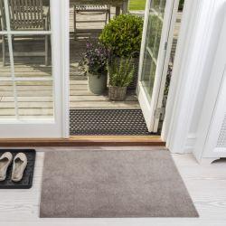 Fußmatte 'Einfarbig' | Sand & Beige