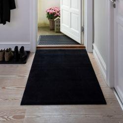 Fußmatte 'Einfarbig' | Schwarz