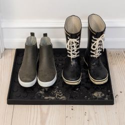 Shoe & Boot Tray | Dots