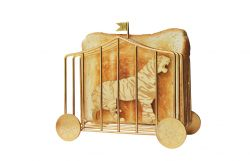 Toast Rack | Tiger