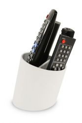 Remote Tidy Tilt | White & Grey