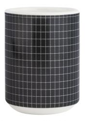 Goblet Tile Stone | Carreau Noir