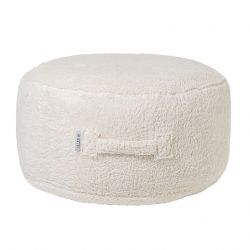 Pouf Tiny Moon | Coton | Naturel