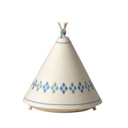 Lampe de Table Tipi | Bleu