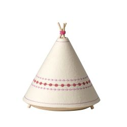 Lampe de Table Tipi | Rose