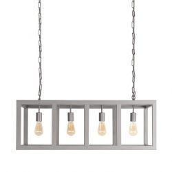Hanging Lamp Siegen | Grey