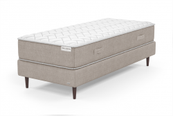 Box Spring & Mattress Memory Foam | Opale & Calcite