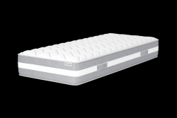 Mattress with Covered Springs