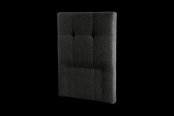 Kopfteil Pyrite | Schwarz