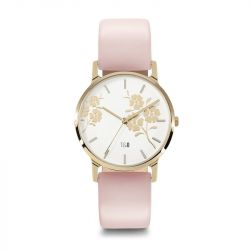 Frauen-Uhr Bloom 34 | Rosa