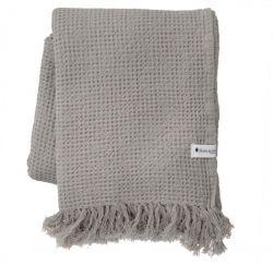 Towel 70 x 120 cm Waffly | Stone