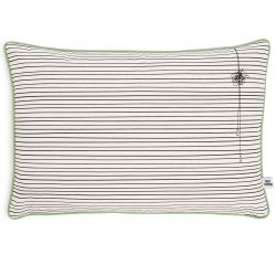 Cushion Case Tangled Up | Green